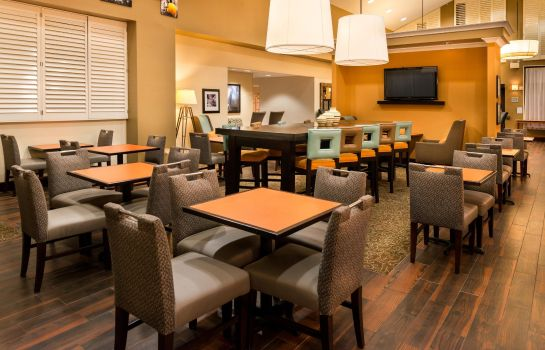 Restaurant Hampton Inn - Suites Orlando-East UCF Area FL