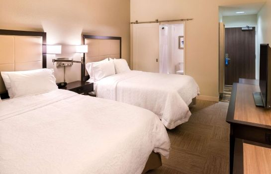 Zimmer Hampton Inn - Suites Orlando-East UCF Area FL