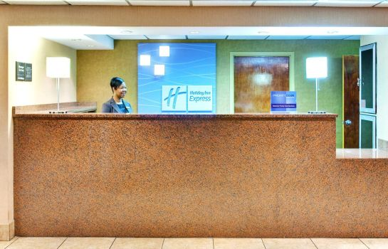 Hotelhalle Holiday Inn Express MEMPHIS MEDICAL CENTER MIDTOWN