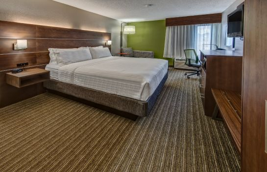 Chambre Holiday Inn Express MEMPHIS MEDICAL CENTER MIDTOWN