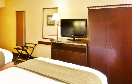 Zimmer Holiday Inn Express MEMPHIS MEDICAL CENTER MIDTOWN