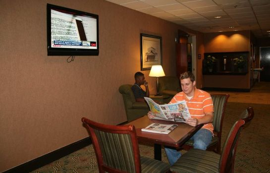 Hotelhalle Hampton Inn Memphis-Walnut Grove-Baptist East