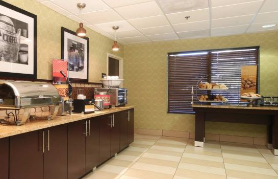 Restaurant Hampton Inn Memphis-Walnut Grove-Baptist East