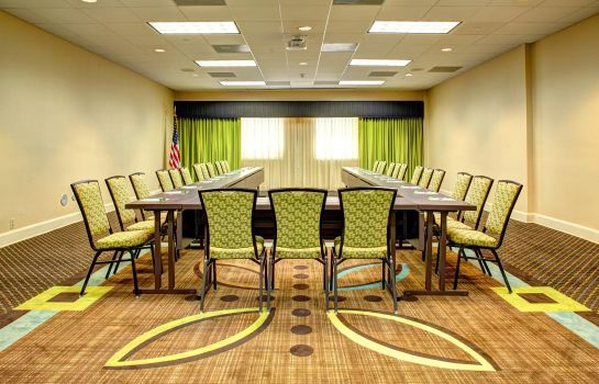 Conference room Hampton Inn - Suites - Miami-Airport South-Blue Lagoon