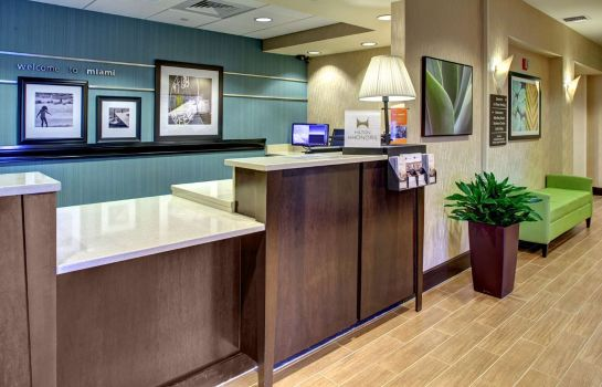 Info Hampton Inn - Suites - Miami-Airport South-Blue Lagoon