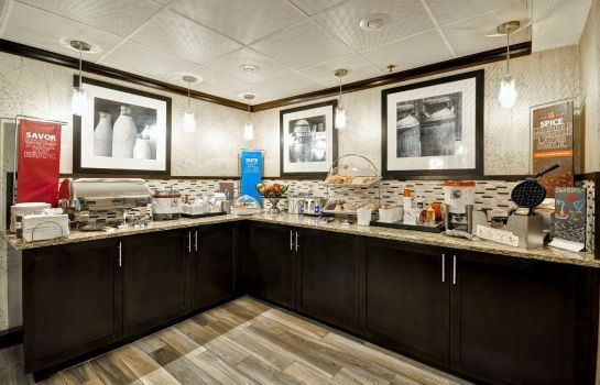 Ristorante Hampton Inn Kansas City-Airport