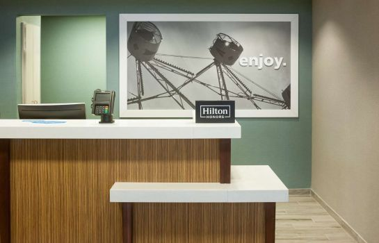 Hall Hampton Inn Kansas City-Liberty