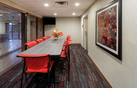 Sala de reuniones Hampton Inn Minneapolis-Eagan