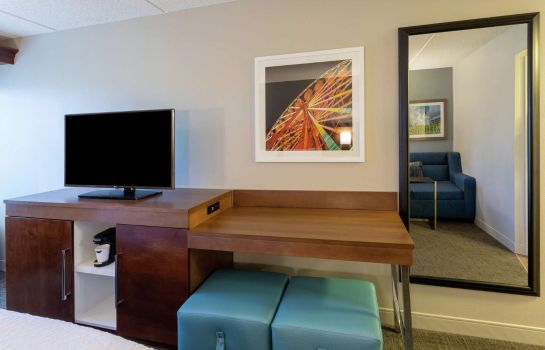 Habitación Hampton Inn Minneapolis-Eagan