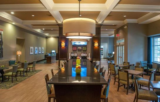 Hotelhalle Hampton Inn - Suites New Orleans-Elmwood-Clearview Pkway LA