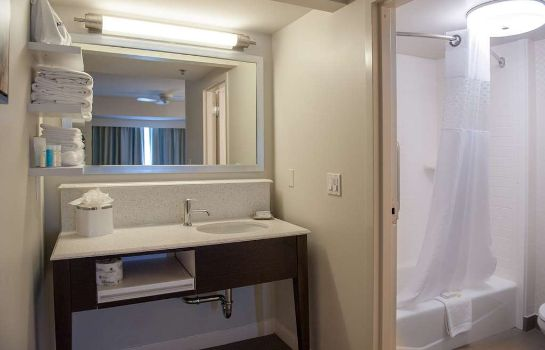 Suite Hampton Inn - Suites New Orleans-Elmwood-Clearview Pkway LA
