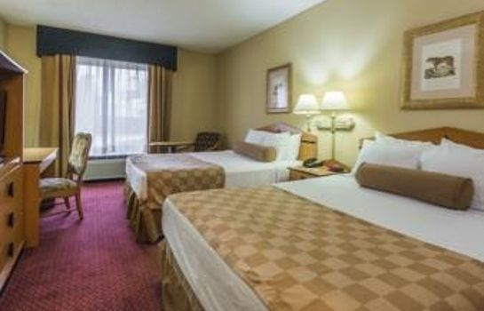 Zimmer BAYMONT INN & SUITES NEW ORLEA