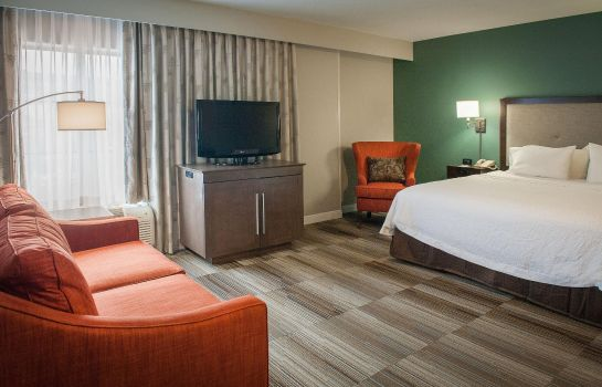 Bar del hotel Hampton Inn - Suites New Orleans Convention Cent
