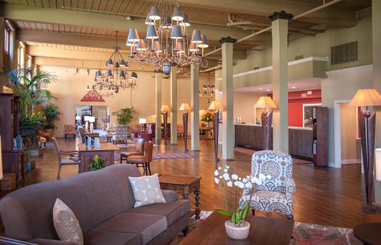 Hotelhalle Hampton Inn - Suites New Orleans Convention Cent