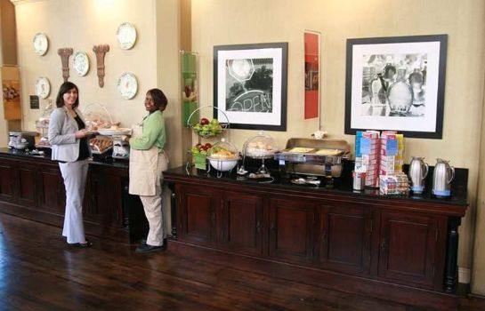 Restaurante Hampton Inn - Suites New Orleans Convention Cent