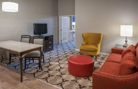 Suite Hampton Inn - Suites New Orleans Convention Cent