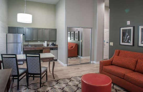 Habitación Hampton Inn - Suites New Orleans Convention Cent