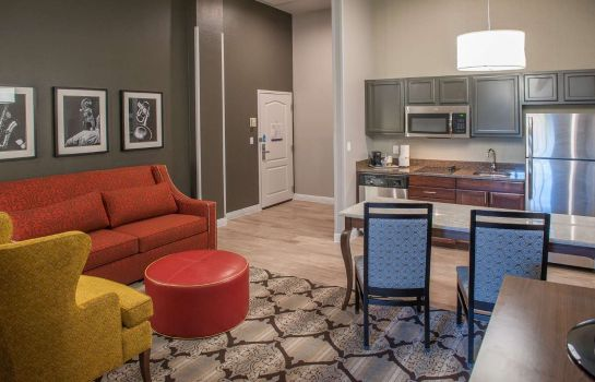 Zimmer Hampton Inn - Suites New Orleans Convention Cent