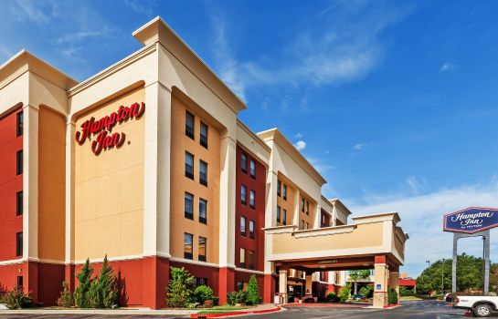 Außenansicht Hampton Inn Oklahoma City-Northwest
