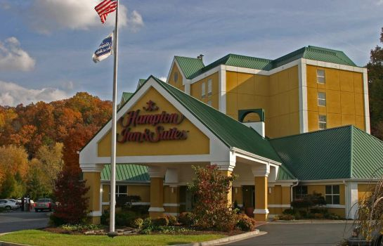 Außenansicht Hampton Inn - Suites Pigeon Forge On The Parkway