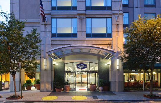 Außenansicht Hampton Inn Philadelphia-Center City-Convention Ctr