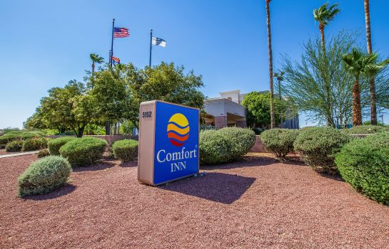 Außenansicht Comfort Inn I-10 West at 51st Ave