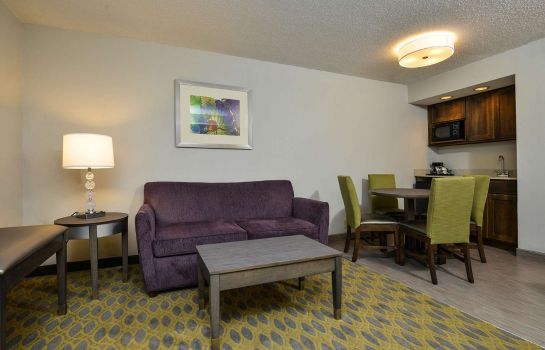 Chambre Hampton Inn Northwood