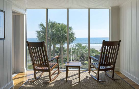 Restaurant Hampton Inn - Suites Myrtle Beach Oceanfront