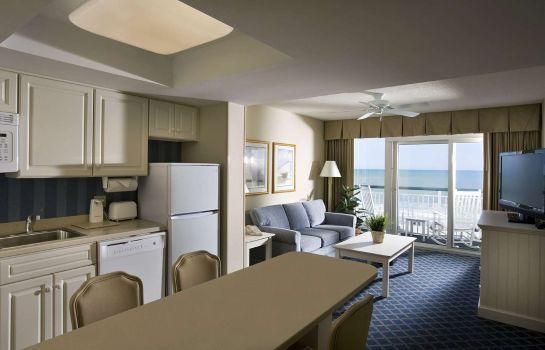 Suite Hampton Inn - Suites Myrtle Beach Oceanfront