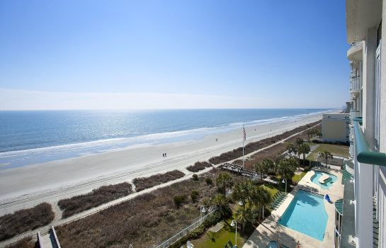 info Hampton Inn - Suites Myrtle Beach Oceanfront