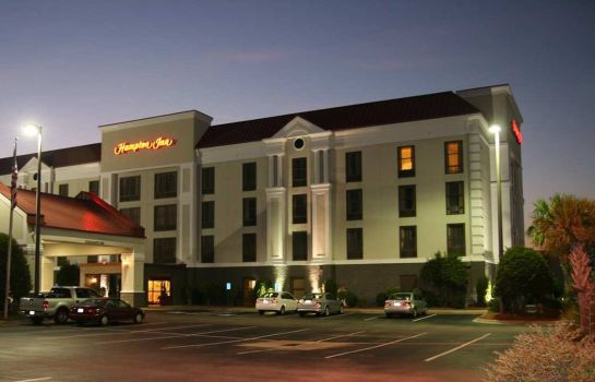 Buitenaanzicht Hampton Inn Myrtle Beach West SC