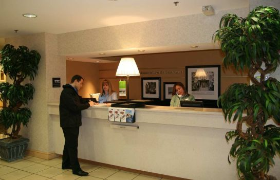Hotelhalle Hampton Inn Myrtle Beach West SC