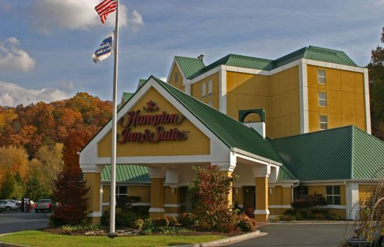 Vista exterior Hampton Inn - Suites Pigeon Forge On The Parkway