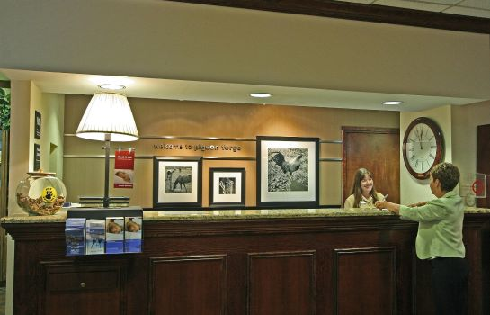Hotelhalle Hampton Inn - Suites Pigeon Forge On The Parkway