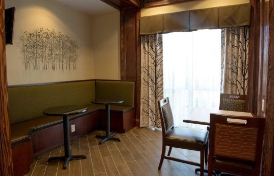 Restaurante Hampton Inn - Suites Pigeon Forge On The Parkway