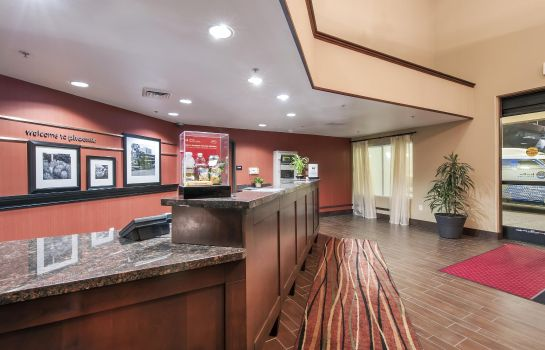 Hotelhalle Hampton Inn Phoenix Airport North