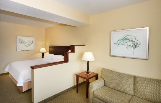 Zimmer Hampton Inn Phoenix Airport North