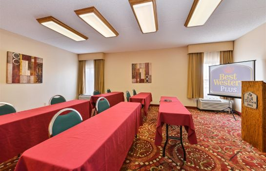 Sala congressi BEST WESTERN PLUS MESA