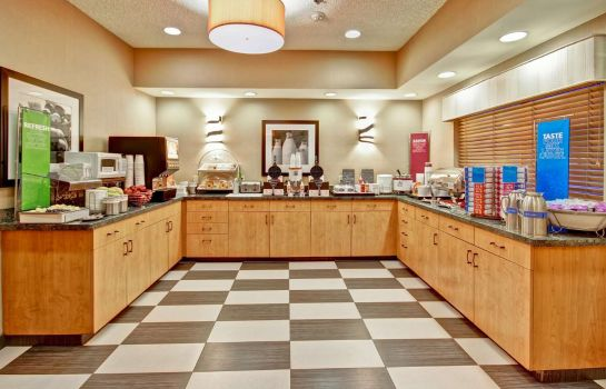 Restaurant Hampton Inn Phoenix-Midtown-Dwtn Area AZ
