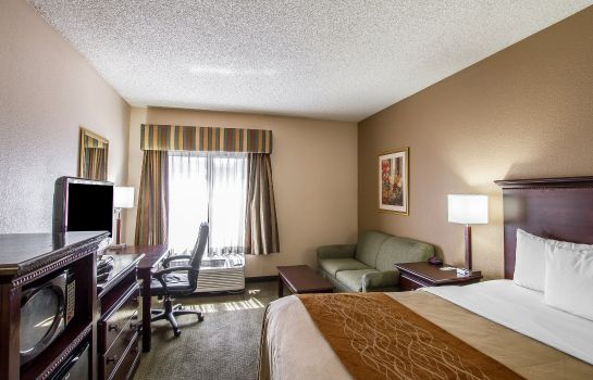 Suite Comfort Inn I-10 West at 51st Ave