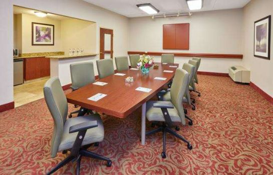 Conference room Hampton Inn East Peoria