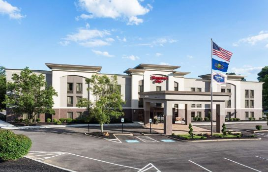 Außenansicht Hampton Inn Pittsburgh-West Mifflin