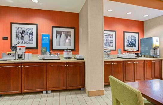 Restaurant Hampton Inn Pittsburgh-West Mifflin