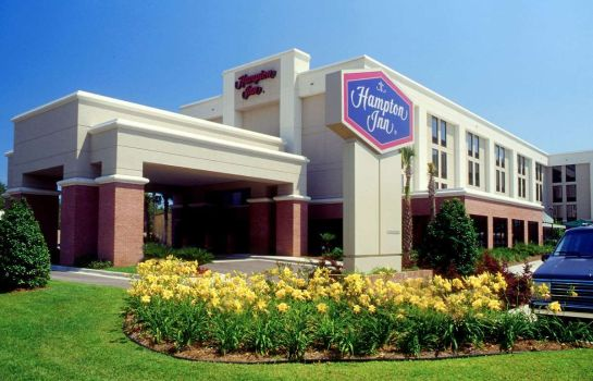 Exterior view Hampton Inn Pensacola-Airport