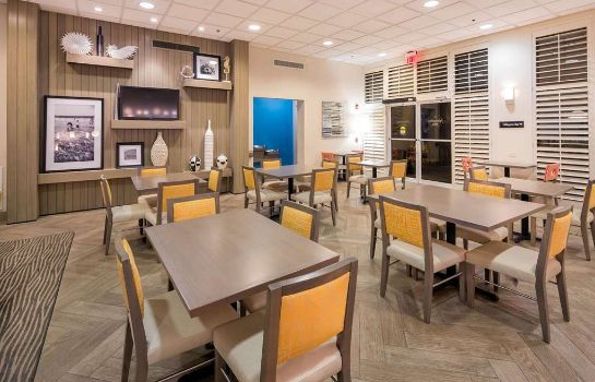 Restaurant Hampton Inn Pensacola Beach