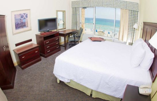Suite Hampton Inn Pensacola Beach