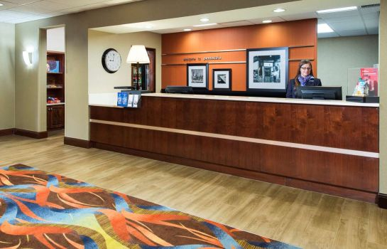 Lobby Hampton Inn - Suites Pensacola I-10 N at Univ Twn Plaza FL