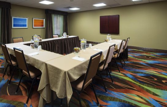 Conference room Hampton Inn - Suites Pensacola I-10 N at Univ Twn Plaza FL