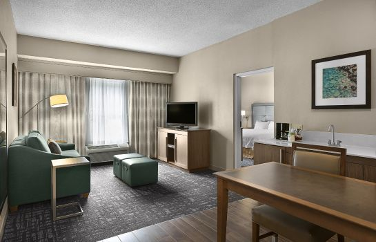Suite Hampton Inn - Suites Charlotte-Pineville