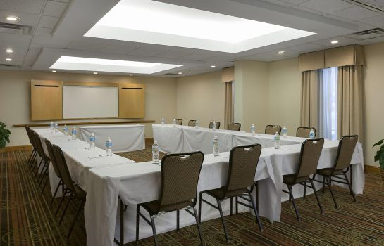 Conference room Hampton Inn - Suites Charlotte-Pineville